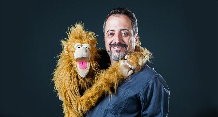 Município de Esposende promove espetáculo de Stand Up Comedy com João Seabra