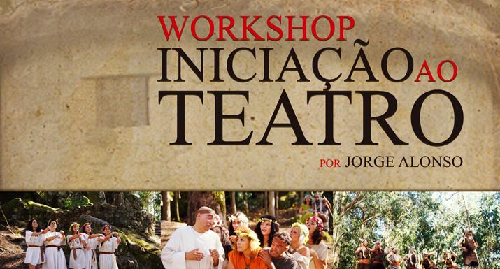 Município de Esposende promove Workshop de Iniciação ao Teatro