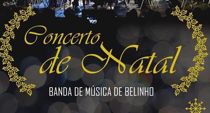 Município oferece Concerto de Natal pela Banda de Música de Belinho