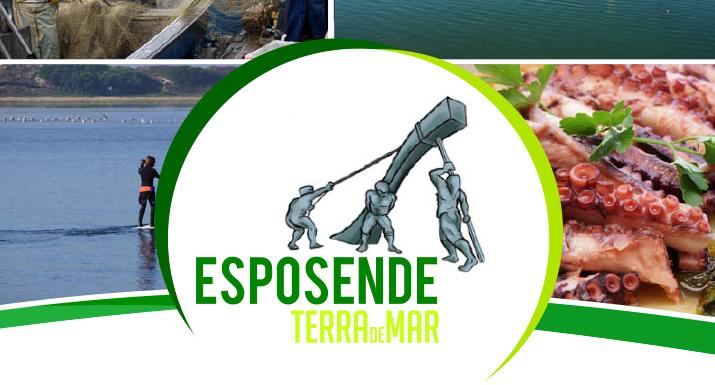 """Município promove """"Esposende, Terra de Mar"""" 2 a 5 de junho"""