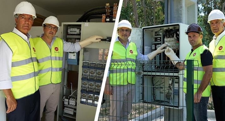 Novos Postos de Transformação para  modernizar rede elétrica