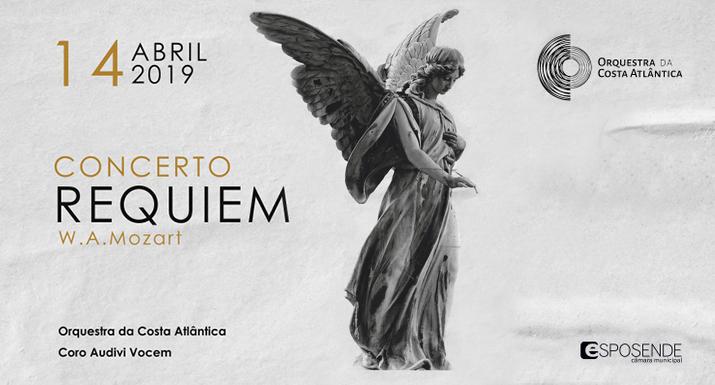 Orquestra da Costa Atlântica e Coro Audivi Vocem apresentam Concerto de Páscoa