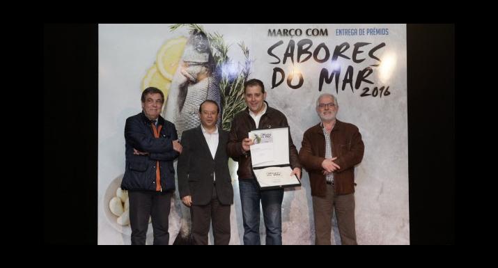 """Restaurante """"Água Pé"""" vence concurso gastronómico """"Março com Sabores do Mar"""""""