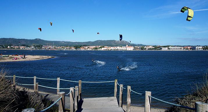 Turismo de natureza de Esposende  promovido na Galiza