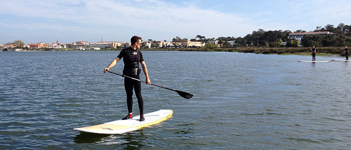 Aulas de Stand Up Paddle