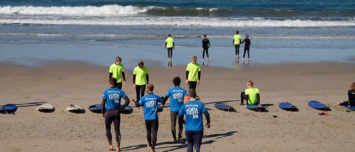 Camps de surf