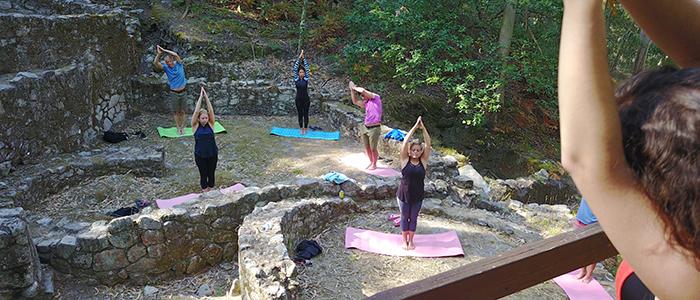 Yoga Camps