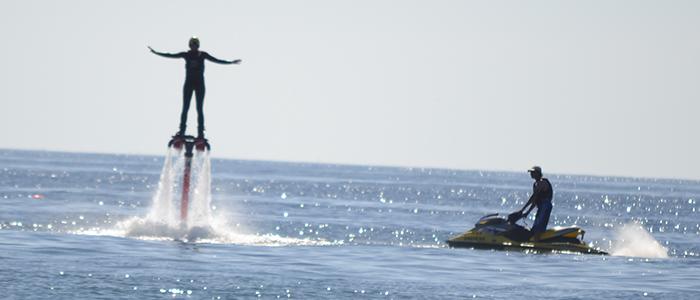 Flyboard/Hoverboard